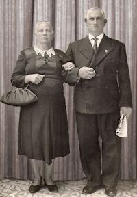 Caterina & Giuseppe Petrocitto c.1960?