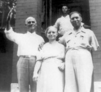 Giovanni Agostina & Joseph Quagliata c. 1940