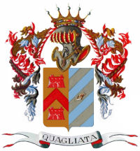 Coat of Arms of Giovan Battista Quagliata  c.1650