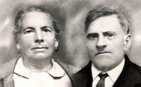 Guiseppe and Santa Quagliata c.1910 (?)