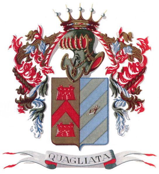 Quagliata Coat Of Arms